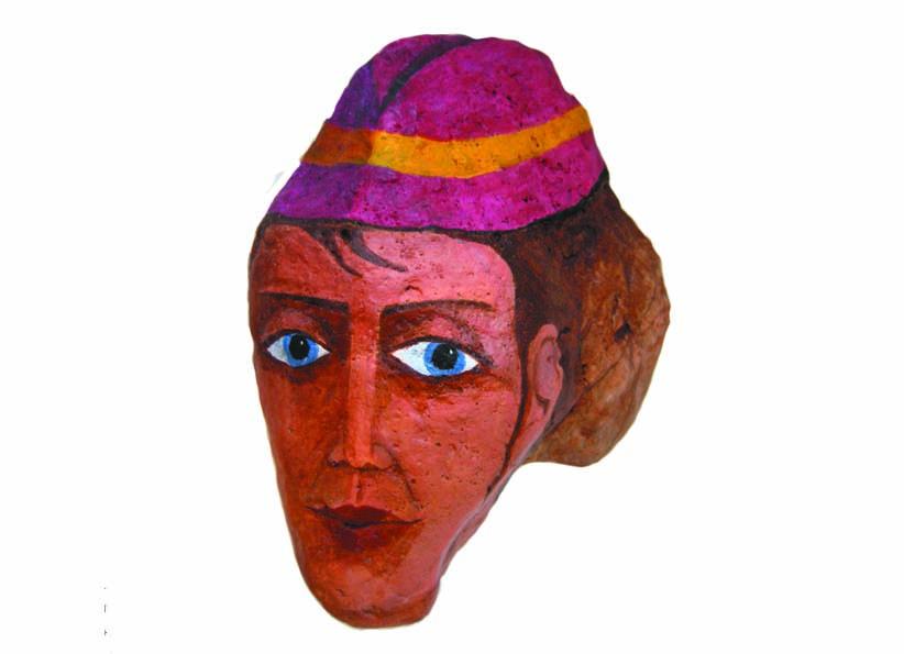Το μωβ καπέλο