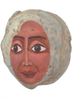 No 94  Η γυναίκα με τη μεγάλη μαντήλ