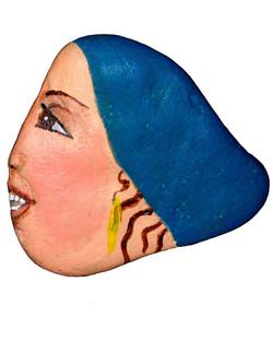 Το κίτρινο σκουλαρίκι