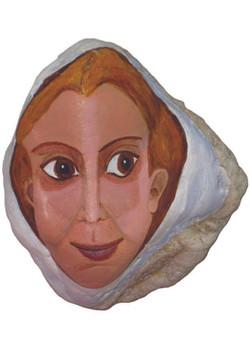 Η Ξανθίππη με το λευκό μαντίλι