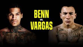 Preview - Conor Benn vs Samuel Vargas