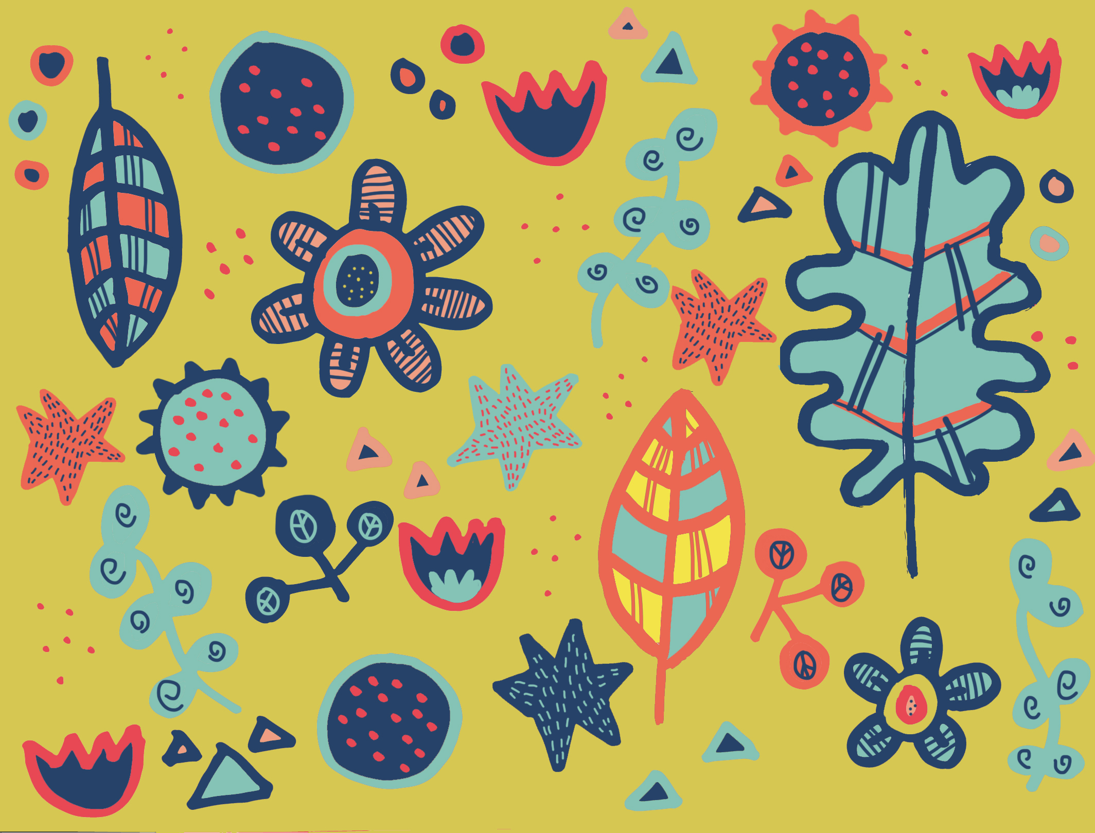 Spring Pastels © Nicole Wilson