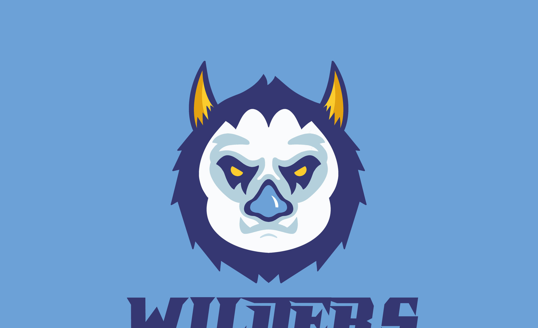 Wilders Basketball Team Logo 2