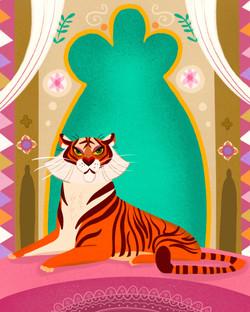 Moroccan Tiger