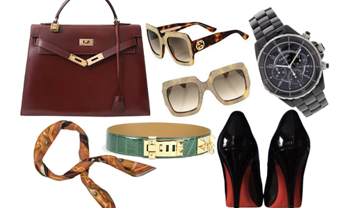 Fashion and Luxury Goods Dr. Shelley Reciniello