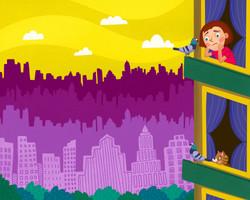 Grandma and Me: Big City