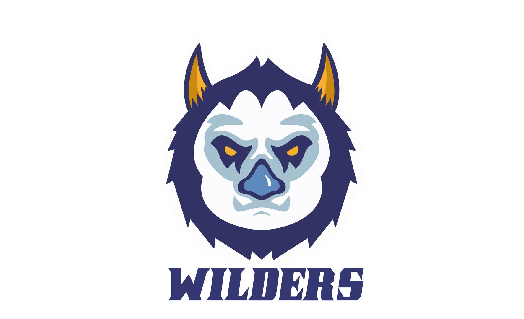 Wilders Basketball Team Logo