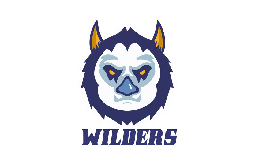Wilders Basketball Team Logo
