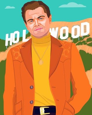 Once Upon A Time in Hollywood - Rick Dalton