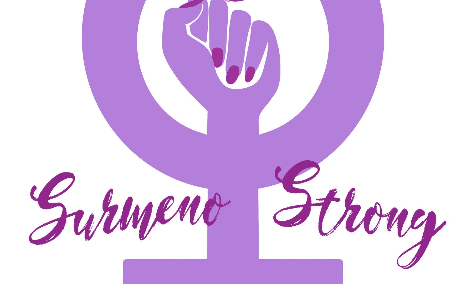 Surmeno Strong Logo Design
