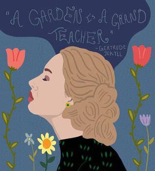 The Garden is a Grand Teacher