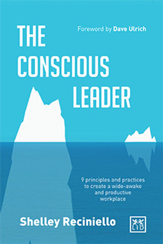 The Conscious Leader by Dr. Shelley Reciniello