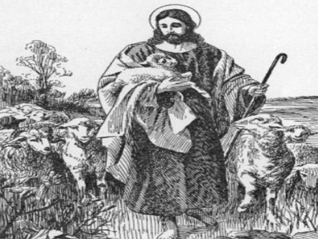 The Lord is My Shepherd Crossword Puzzle