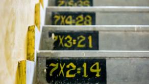 Math Fluency Gym - Multiplication Strategies Workout