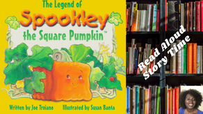 Read Aloud Story - The Legend of Spookley the Square Pumpkin