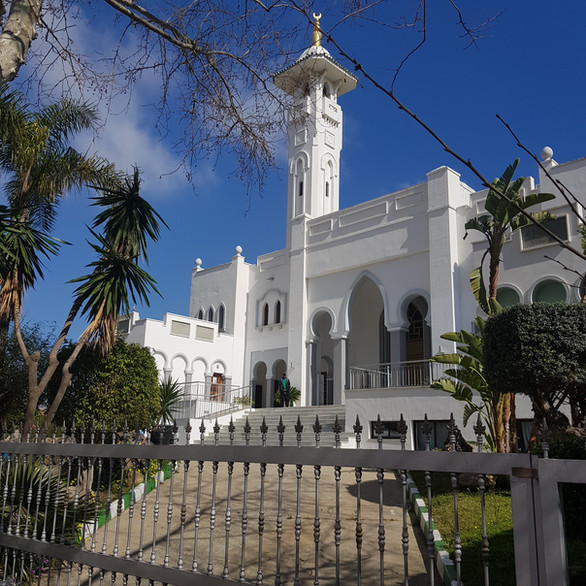 Central Mosque, Fuengirola