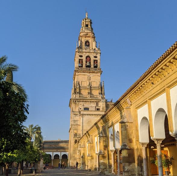 Minaret of the Mosque of Cordoba