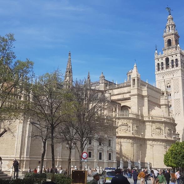La Giralda & Catedral de Sevilla