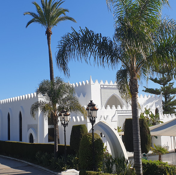 King Abdul Aziz Mosque, Marbella