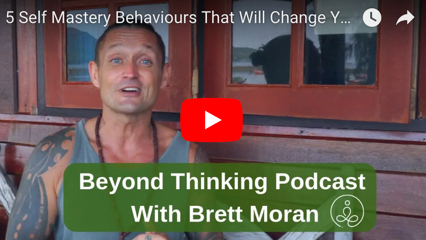 5 Self Mastery Behaviours That Will Change Your Life
