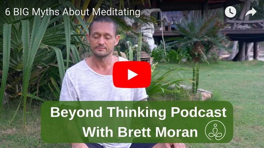 6 BIG Myths About Meditation Plus The 30- Day Meditation Challenge!