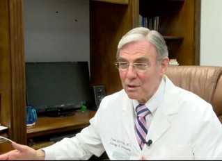 Dr. McBride discusses this allergy season on WFXR