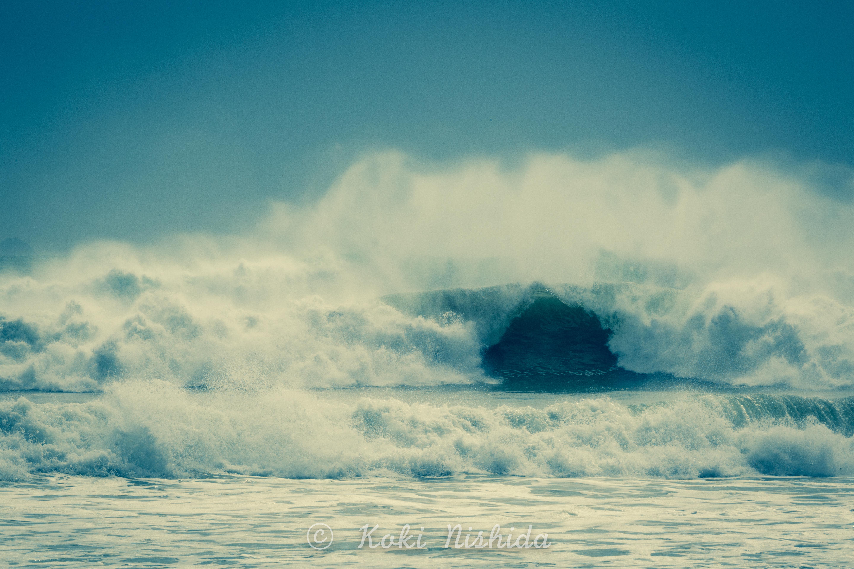 Matarangi beach break2