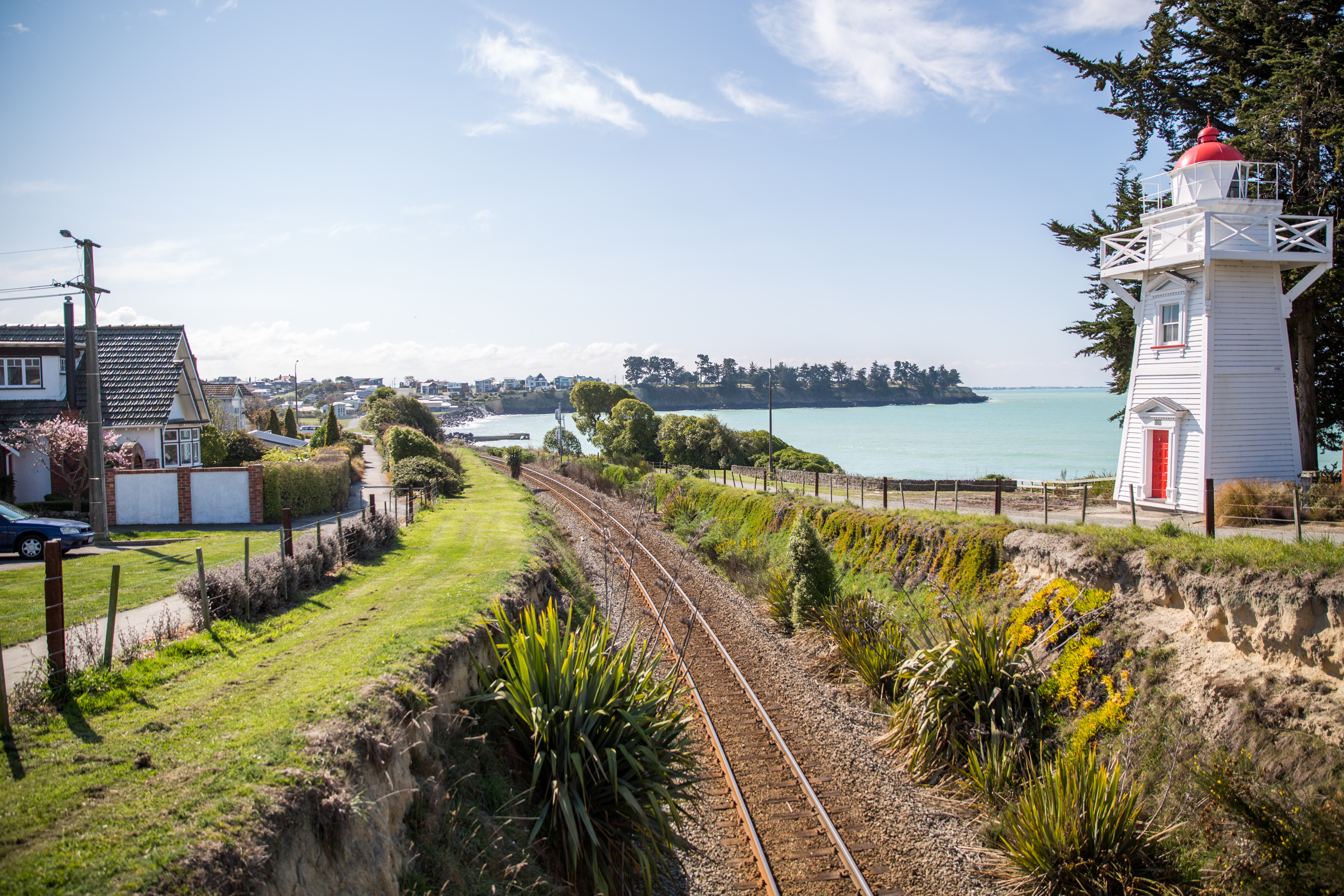 City of Timaru in southisland.