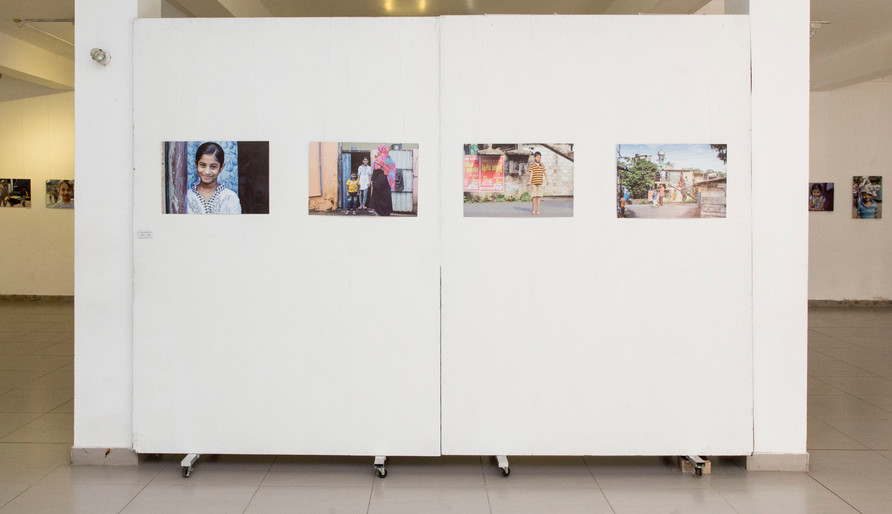 My works at the exhibition