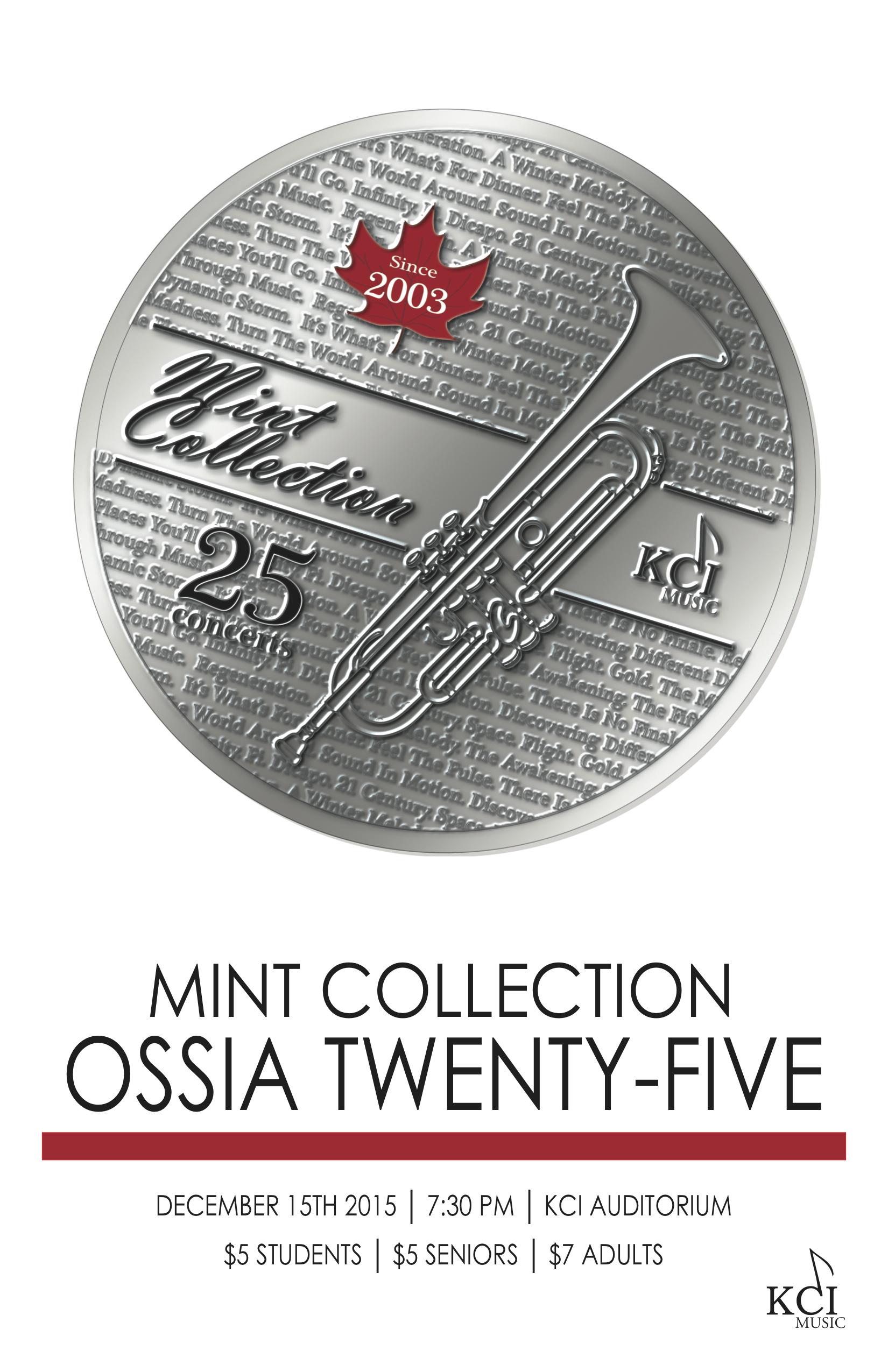 OSSIA 25