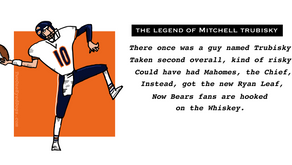 The Legend Of Mitchell Trubisky