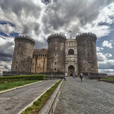 Il Castello del RE di Napoli