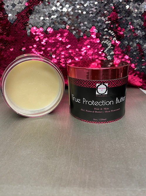 True Protection Butter (Vanilla Scent) 4oz
