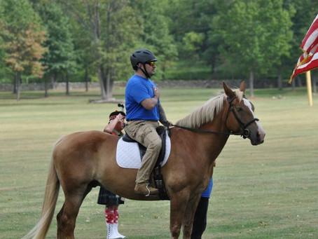 Horses Healing the Unseen Wounds of War