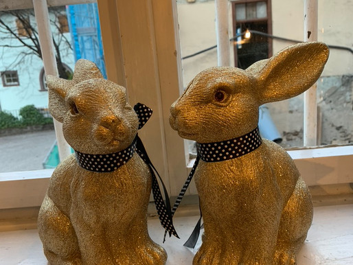 Newsletter: Frohe Ostern!