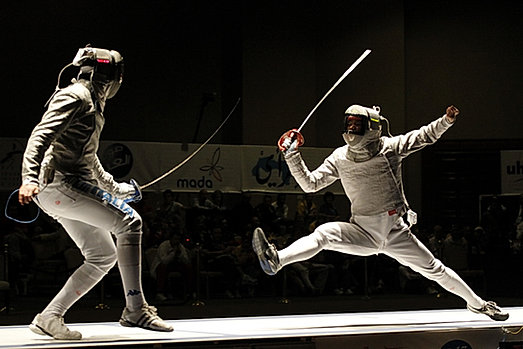 Home San Diego Fencing Center