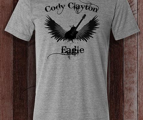 Cody Clayton Eagle Logo T-Shirt