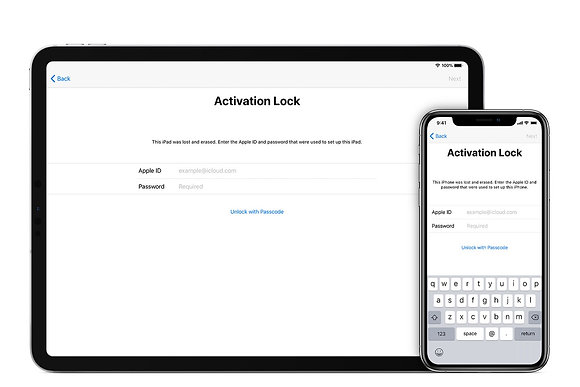 ICloud Activation Lock Check