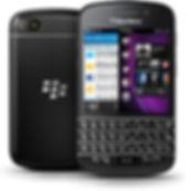 how to unlock blackberry