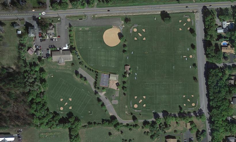 Town Hall Ball Fields