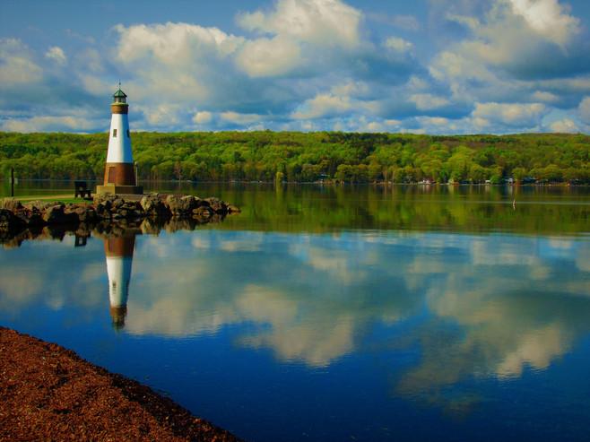 Myers Park Lighthouse