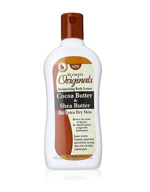 Originals moisturising body lotion