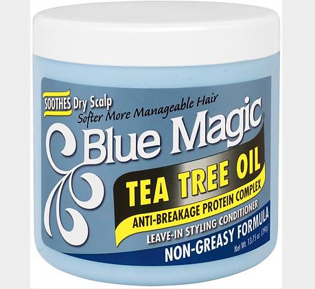 Blue Magic Bio Magic Tea Tree Oil 13.75oz