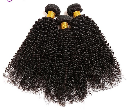 Luxe Kinky Curly Bundles