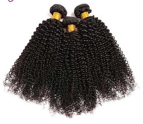 Luxe Kinky Curly Bundles