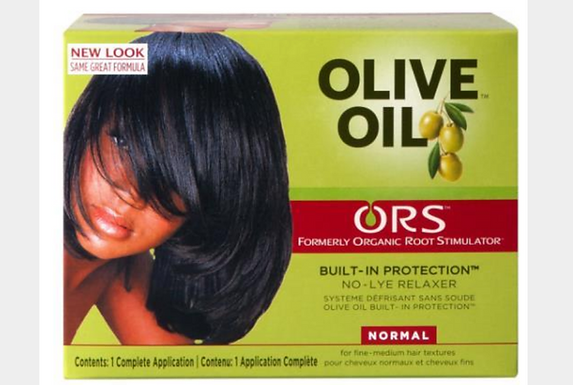 ORS Relaxer Olive Oil Normal Strength