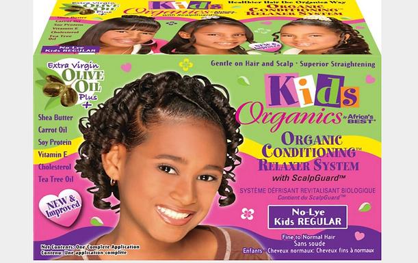 Africa's Best Kids Organics Relaxer Regular Kit