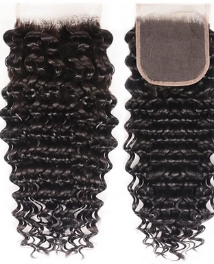 Luxe 4x4 Lace Closure