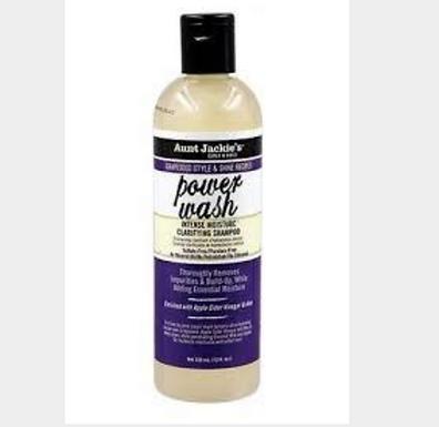 Aunt Jackie's Grapeseed Power Wash Shampoo 12oz