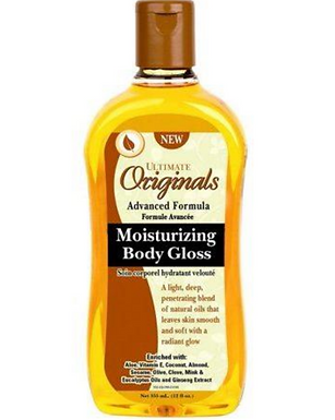 Originals moisturising body gloss